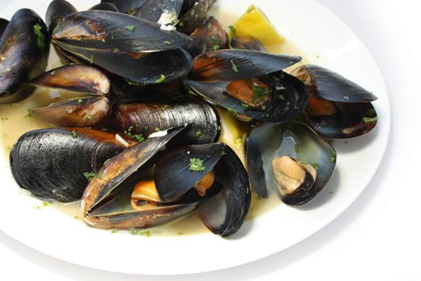 Classic Mussel Recipe