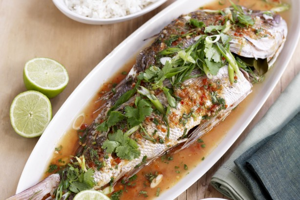 Mark's Snapper Recipe